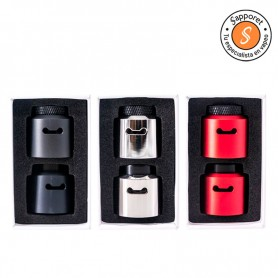 Campana cloud para el atomizador reparable an rda for vaping de coilturd