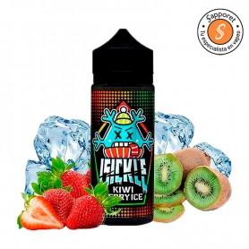 fantástica combinación de kiwi y fresa para un vapeo extremo!