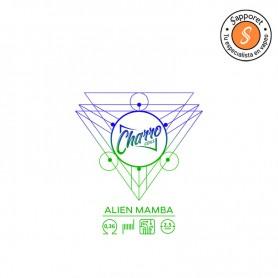 Ultima novedad del gran resistenciero artesanal charro coils. Resistencias artesanales Mamba alien para single coil.