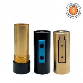 Nuevo cigarrillo electrónico mecánico tubular