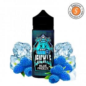 Disfruta del fantástico sabor de la frambuesa azul con efecto frío ahora en tu cigarrillo electrónico