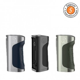 Nuevo cigarrillo electrónico de Aspire en colaboración con no name mods