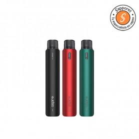 Disfruta del nuevo cigarrillo electrónico kit de inicio de Aspire