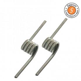 Fantástica resistencia para montar en single coil del fantástico resistenciero artesanal victory coils.