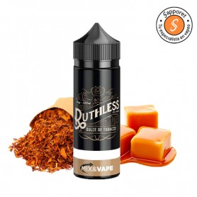 Delicioso tabaco RY4 con caramelo al más estilo ruthless, inhalación potente con exhalación suave de dulce de leche