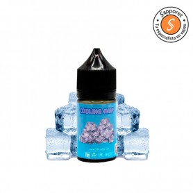 mólecula para alquimia o líquidos para vapear con efecto frío. Disfruta de tus líquidos favoritos con un toque de frescor!