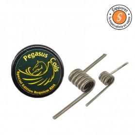 nuevo pack de resistencias single coil diseñadas especialmente para el requiem rda del mono vapeador