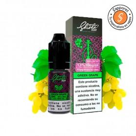 Clásico sabor de uva verde de shisha ahora disponible para cigarrillo electrónico gracias a Nasty Juice