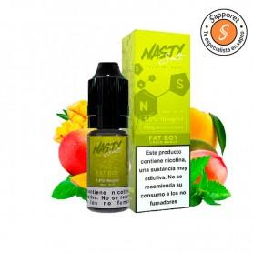 Nuevas sales de nasty juice, delicioso mango maduro con un toque de menta para satisfacer todas tus necesidades de vapeo.