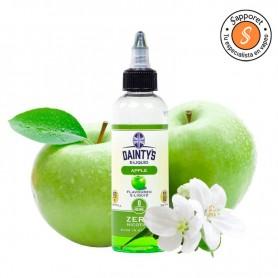 Deliciosa manzana verde para cigarrillo electrónico, sabor ácido y dulce al mismo tiempo para vapear largo y tendido.