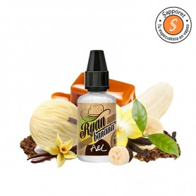 Ryan Banana 30ml (Aroma) - A&L Ultimate