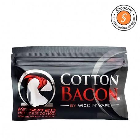 "Algodón - Cotton Bacon version 2.0 de Wick ""n"" Vape"