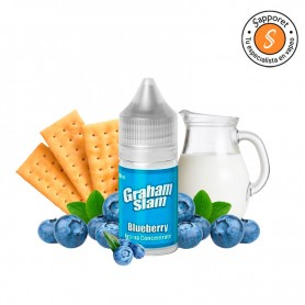 Graham Slam Blueberry - The Mamasan 30ml (Aroma)