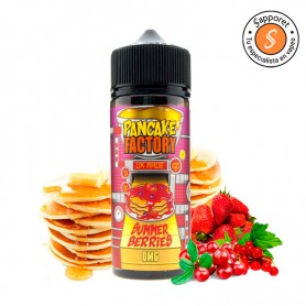 Summer Berries - Pancake Factory 100ml