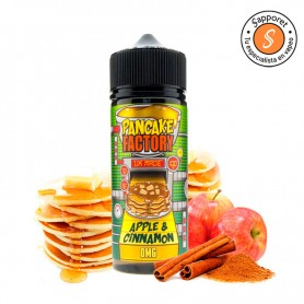 Apple & Cinnamon - Pancake Factory 100ml