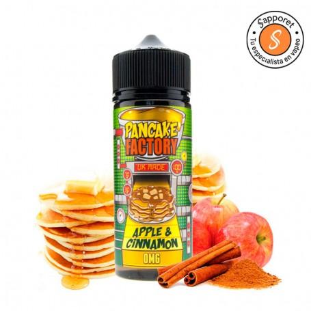 Apple & Cinnamon - Pancake Factory 100ml