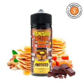 Snikkers - Pancake Factory 100ml