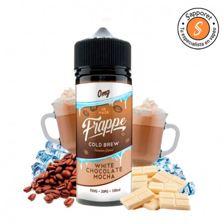 White Chocolate Mocha - Frappe Cold Brew 100ml