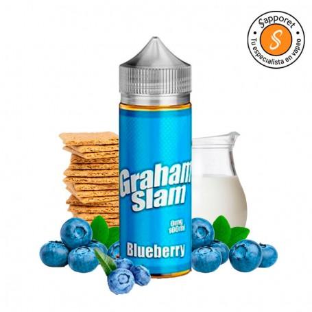 Graham Slam Blueberry - The Mamasan 100ml