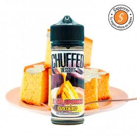 Jam Sponge Custard - Chuffed Dessert 100ml