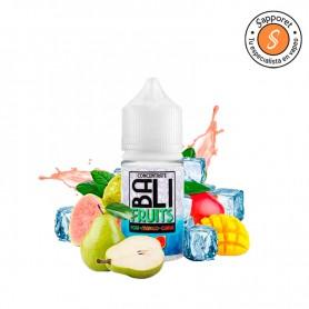 Disfruta de este aroma de alquimia con sabor a pera mango y guava para tu cigarrillo electrónico.