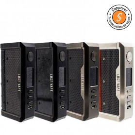 CENTAURUS DNA 250C - LOST VAPE disponible en cuatro colores.