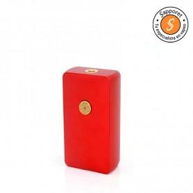 DOTBOX DUAL MECH - ROJO - DOTMOD en color rojo, un mod mecánico