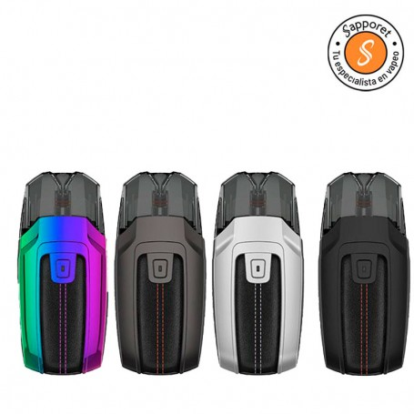 AEGIS POD - GEEKVAPE en cuatro colores disponibles.