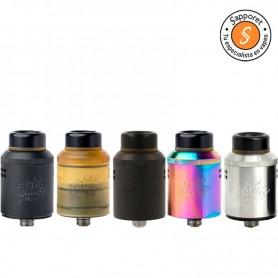 DANG RDA 24MM - TWISTED MESSES X OHMBOY OC en cinco colores disponibles.
