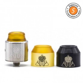 THE MIND FLAYER RDA 22MM - TMF con caps intercambiables.