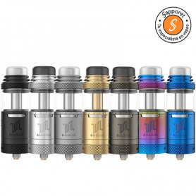 WIDOWMAKER RTA - VANDY VAPE en siete colores disponibles.