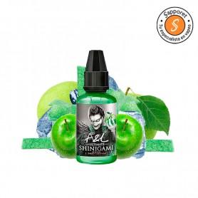 Shinigami Sweet A&L UltimateEdition 30ml (Aroma) - un aroma de gominola de manzana ácida y efecto frío.
