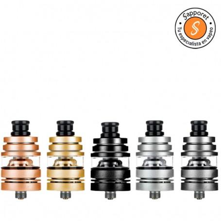 EVO TANK 22MM - DDP VAPE en cinco colores disponibles.
