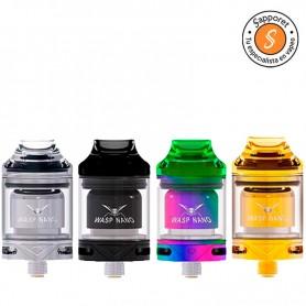 WASP NANO RTA - OUMIER en cuatro colores disponibles.