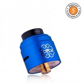 Dotmod - DotRDA Royal Azul 24mm /BF Edición limitada (Logo dorado)