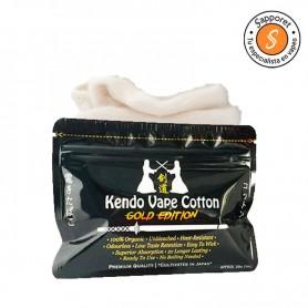 ALGODÓN - KENDO VAPE COTTON - GOLD EDITION 100% orgánico