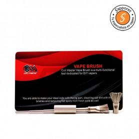 Coil Master - Vape Brush + Coil Jig