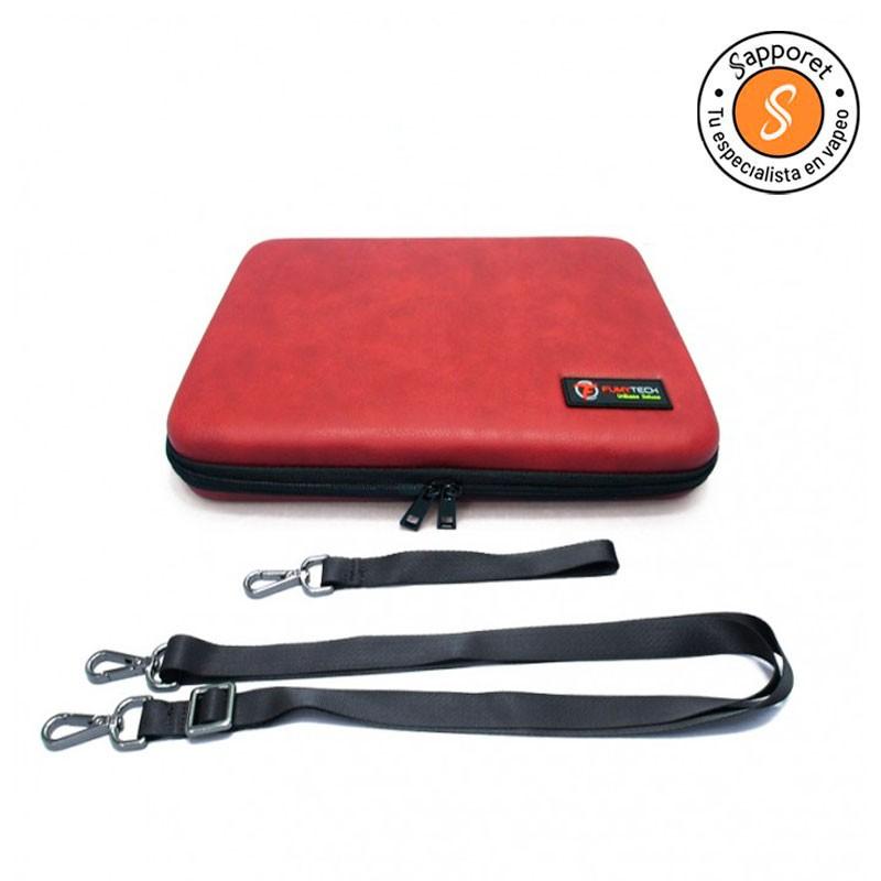 Fumytech - Unikase Deluxe XL - Rojo estuche