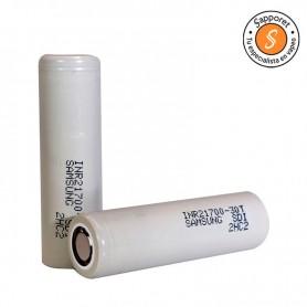 Samsung 30T 21700 3000mAh 35A una batería