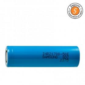 Bateria 50E 21700 5000mAh 10A - Samsung