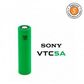 SONY VTC5A 2600 MAH 35A 18650 ORIGINAL pilas de alto rendimiento y muy buena calidad.