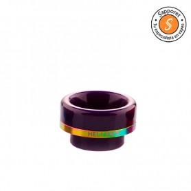 DRIP TIP 810 RAINBOW - HELLVAPE boquilla moderna y colorida.