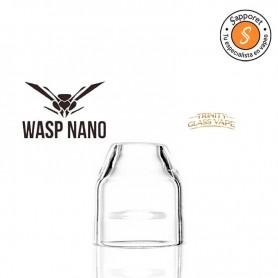 Wasp Nano Bullet Glass Cap - Trinity Glass Hardware