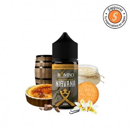 Impresionante aroma para alquimia con matices aromaticos de vainilla, frutos secos azucar moreno y crema catalana
