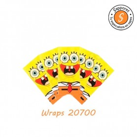 BATTERY WRAPS - BOB ESPONJA 20700/21700 X 5 FUNDAS