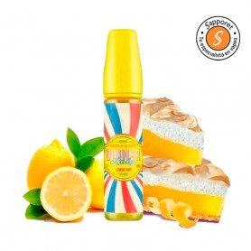 Lemon Tart 50ml - Dinner Lady deliciosa tarta de limón.