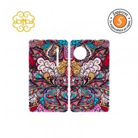 CONJUNTO TAPAS LEAF PARA DOTAIO - DOTMOD son unas tapas divinas para dar color y proteger a la vez tu dispositivo.