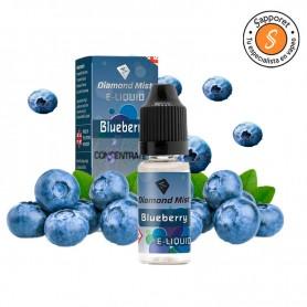 Aroma Blueberry 10ml - Diamond Mist, unos arándanos ricos, para seguir degustando frutales.