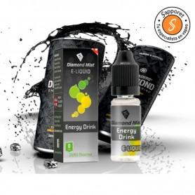Energy Drink 10ml - Diamond Mist bebida energética.