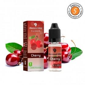 Cereza 10ml - Diamond Mist líquido de cherry frutal